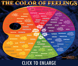 The Color Of Feelings